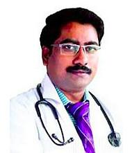 Dr.  JAL Ranganath, Nephrologist