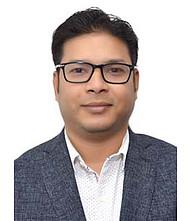 Dr.  Satya Rajan Sahu, Pulmonologist