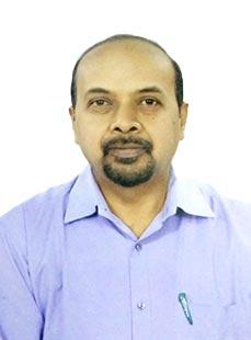 Dr.  Seetharam K, Pediatrician