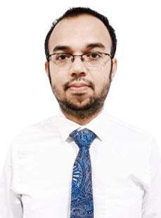 Dr.  Shehzad Ruman