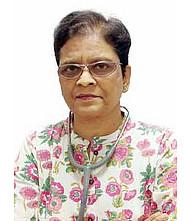 Dr.  Shirin Shikari, Gynaecologist