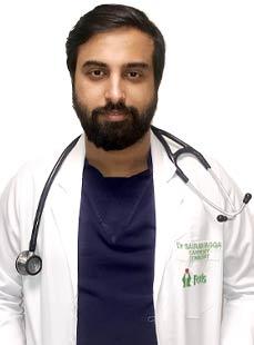 Dr.  Saurabh