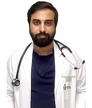 Dr.  Saurabh Bagga, Cardiologist