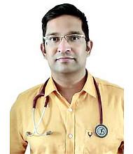 Dr  Srikrishna RSV, Pediatrician