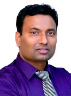 Dr.  Sunil Dachepalli, Orthopedician
