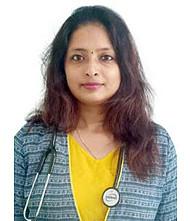 Dr.  Swetha Vinjamuri, Gynaecologist