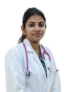 Dr.  Aparna Vatsavayi, Pediatrician