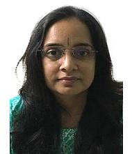 Dr.  Aabha Chandwani, Physician
