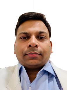 Dr.  Aakash Bora, Urologist