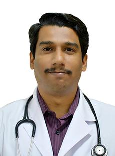 Dr.  Abhijit Bhavsar, Gastroenterologist