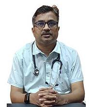 Dr.  Abhijit Pawar, Pediatrician