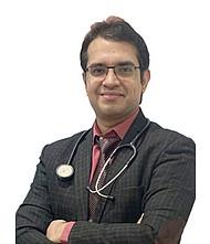 Dr.  Abhishek Juneja, Neurologist