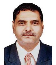 Dr.  Abhishek Renuse, Pulmonologist