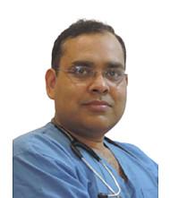 Dr.  Abhishek Singh, Cardiologist
