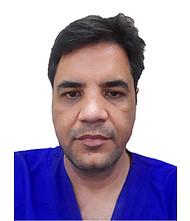 Dr.  Abhishek Khairwa, Dentist