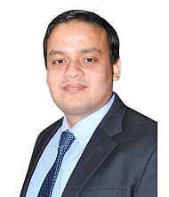 Dr.  Aditya Khemka, Orthopedician