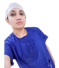 Dr.  Afshan Firdaus, Physician