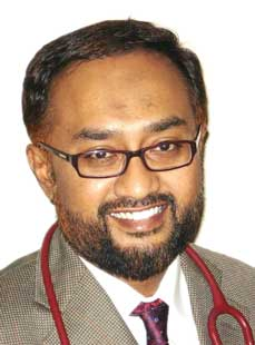 Dr.  Aftab Ali Khan, Psychiatrist