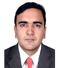 Dr.  Ajit Swamy, Orthopedician