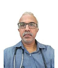 Dr.  Ajit Kumar, Physician