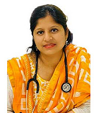 Dr.  Akanksha Rastogi, Physician
