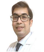 Dr.  Akshay Gadia, Orthopedician