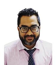 Dr.  Ambarish Ghosh, Psychiatrist