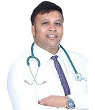 Dr.  Amit Gandhi, Oncologist