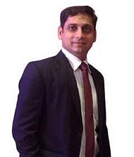 Dr.  Amit Jain, Orthopedician