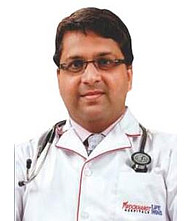 Dr.  Anand Parikh, Cardiologist