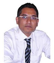 Dr.  Anant Khangte, Pediatrician