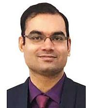 Dr.  Anchit Bhatnagar, Pulmonologist