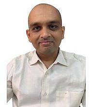 Dr.  Aniket Karwa, Orthopedician