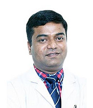 Dr.  Anil KV Minz, Dermatologist