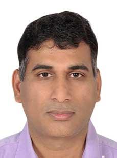 Dr.  Anil Kotamreddy, Physician