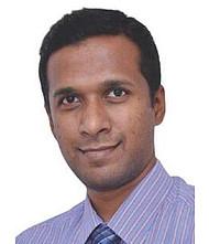 Dr.  Anil Venkitachalam, Neurologist