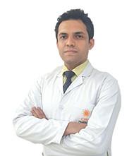 Dr.  Ankit Chawla, Orthopedician