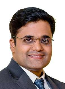 Dr.  Ankit Vijay Agarwal, Gastroenterologist