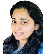 Dr.  Ankita Sharma, Physician