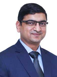 Dr.  Ankur Garg, Surgical Gastroenterologist