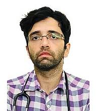 Dr.  Anuj Mehrotra, Pulmonologist