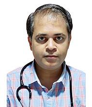 Dr.  Anup Trivedi, Physician