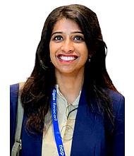 Dr.  Anusha CM, Pulmonologist