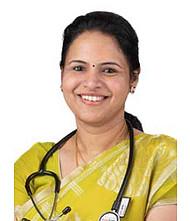 Dr.  C Aparna, Pediatrician