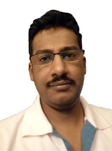 Dr  Aravinda K N, Surgical Gastroenterologist