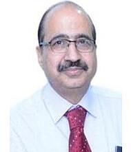 Dr.  Arun Harwani, Physician