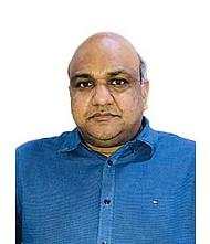Dr.  Arun Kumar Nadimpalli, Orthopedician