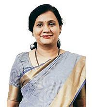 Dr.  Asha C S, Psychiatrist