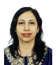 Dr.  Asha Rani Bhol, Dermatologist
