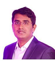 Dr.  Aashish Reddy Bande, Endocrinologist